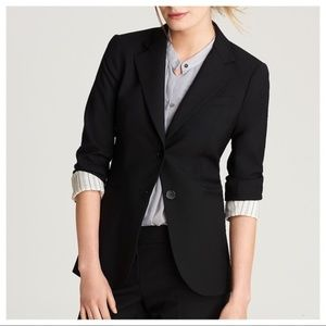 Theory Two Button Wool Rory Blazer Jacket